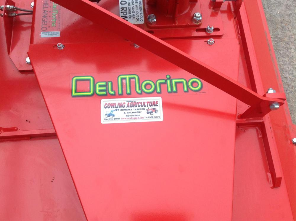 Del Morino 5ft Finishing Mower for Sale - Cowling Agriculture
