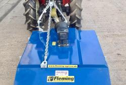 Fleming 4ft Topper