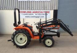 Kubota B1702DT With Front Loader