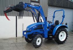 Loaders / Forks & Grabs