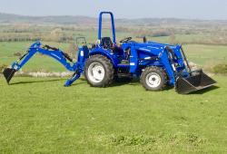 Landlegend Compact Tractor Landlegend 30 HP 4 In 1 Loader & Backhoe
