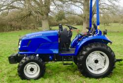 Landlegend 40 HP Full Spec