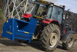 Flemming Mini Muck 1 Cude Yard Muck Spreader