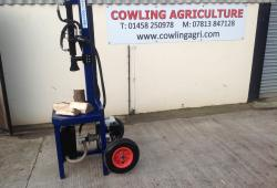Oxdale Petrol Log Splitter SE400 Petrol Engine
