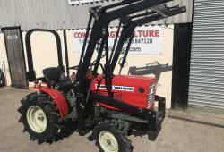 Yanmar YM1401 14hp With loader