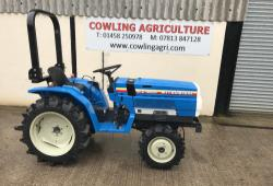 Mitsubishi Compact Tractor MTE1800DT 22hp