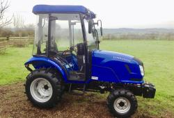 Landlegend Compact Tractor & Cab 30HP Fully Heated Glass Cab