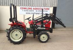 Yanmar YM1602DT With Front Loader