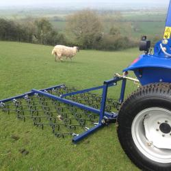 Oxdale 6ft Mounted Harrows