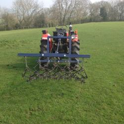 Oxdale 4ft Mounted Harrow
