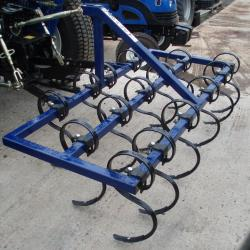 Oxdale 4ft Spring Tine Cultivator