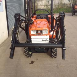 Kubota B1600DTWith Front Loader