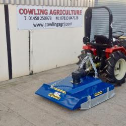 Fleming Compact Tractor 4ft Topper