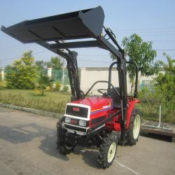 Yanmar F16DT With Front Loader