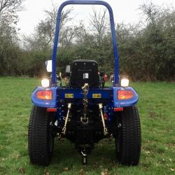 Landlegend 30 HP Full Spec