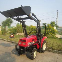 Mitsubishi MT14DT With Front Loader