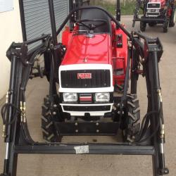 Yanmar F15DT With front Loader