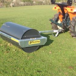 Fleming Compact Tractor 4 FT Water Ballast Roller