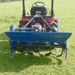 Landlegend Gear Driven Rotovators 1.25 Heavy Duty