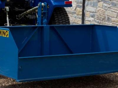 Fleming 5Ft Link Box Manual Tipping