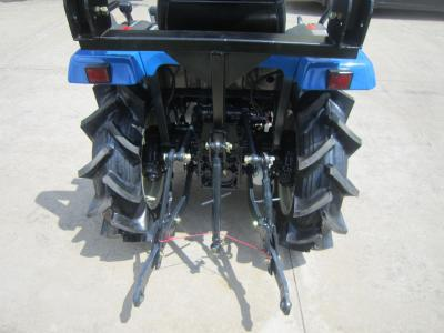Iseki Compact Tractor TF15DT