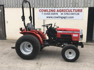 Fieldtrac Ex Display Compact Tractor VST 224D