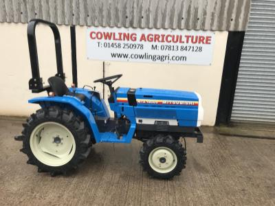Mitsubishi Compact Tractor MTE1800DT 18- 22hp