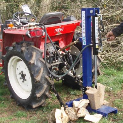 Oxdale Tractor Mounted Splitter TM400
