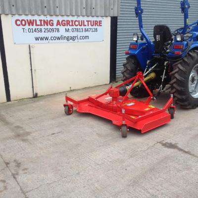 Del Morino 4ft Finishing mower