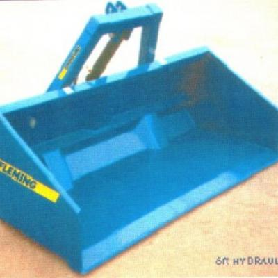 Fleming 4Ft Link Box Hydraulic Tipping