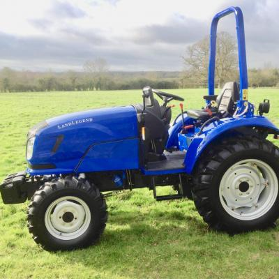Landlegend Compact Tractor 30 HP Full Spec