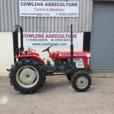 Yanmar Compact Tractor YM2210D