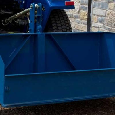 Fleming 4FT Link Box Manual Tipping