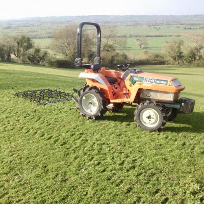 Uk Spec 4ft Trailed Harrow